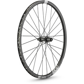 "DT Swiss HG 1800 Spline 25 Rueda Trasera 27,5"" Disco CL Carbono 142/12mm Eje Pasante, black"